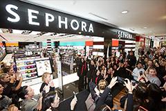 sephora sydney opening date